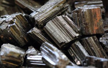 トルマリン原石の種類